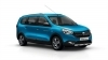 Car rental Dacia Lodgy Diesel 6+1